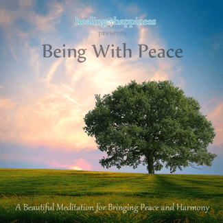 Being With Peace Guided Relaxation