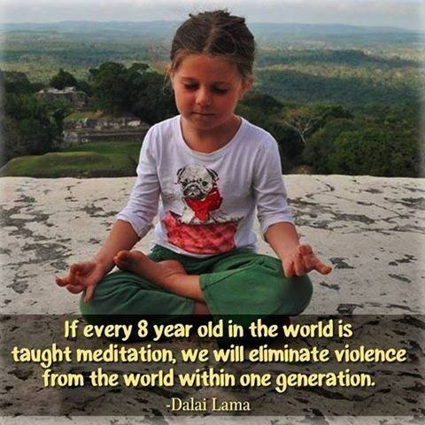 Benefits of Meditation: Meditation Will Make Your World Go Round