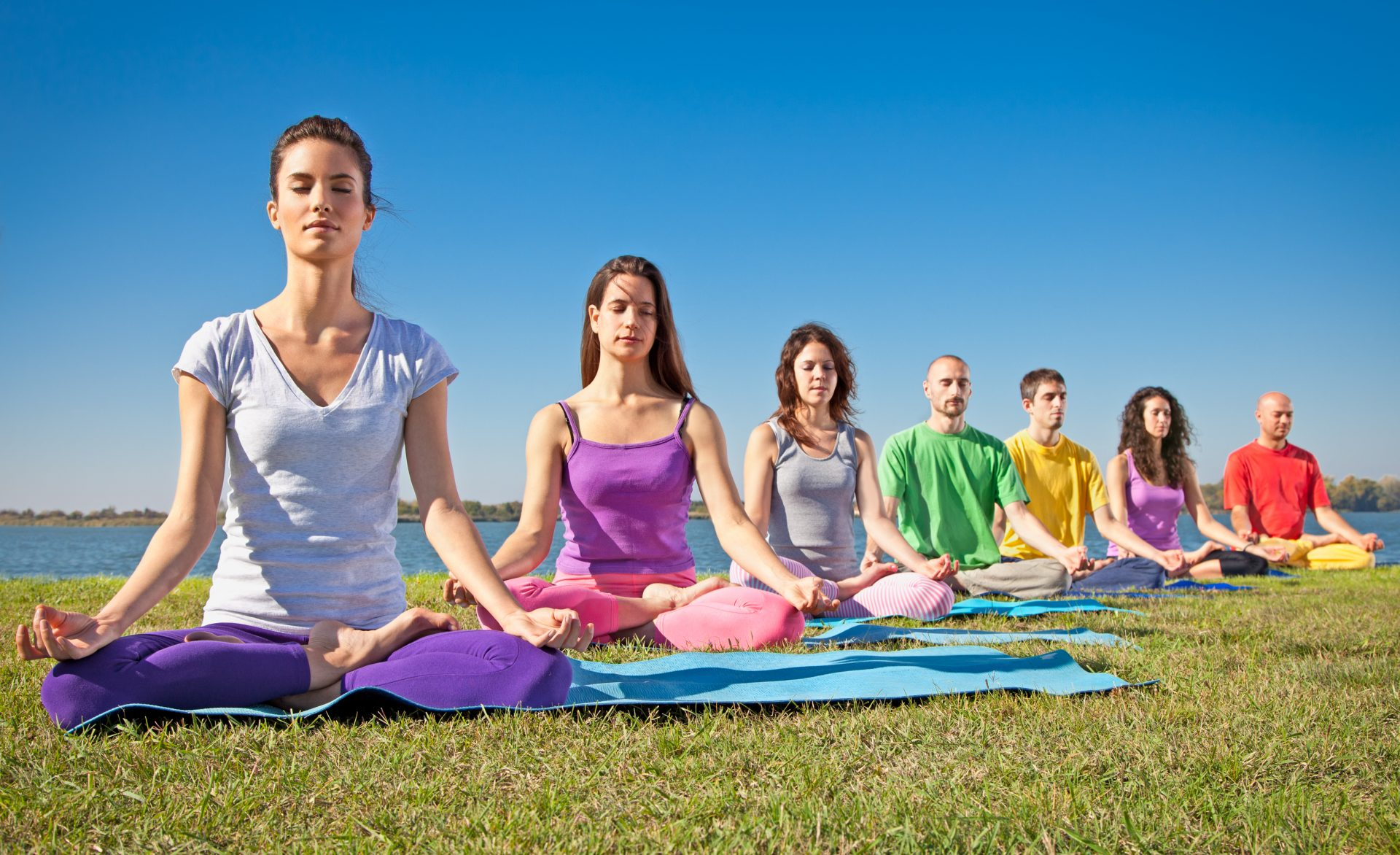Science Has Proven That Group Meditation Literally Changes The World