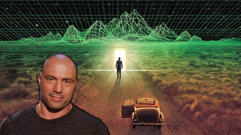 Joe Rogan & NASA Physicist Discuss The Matrix We Live In [video]