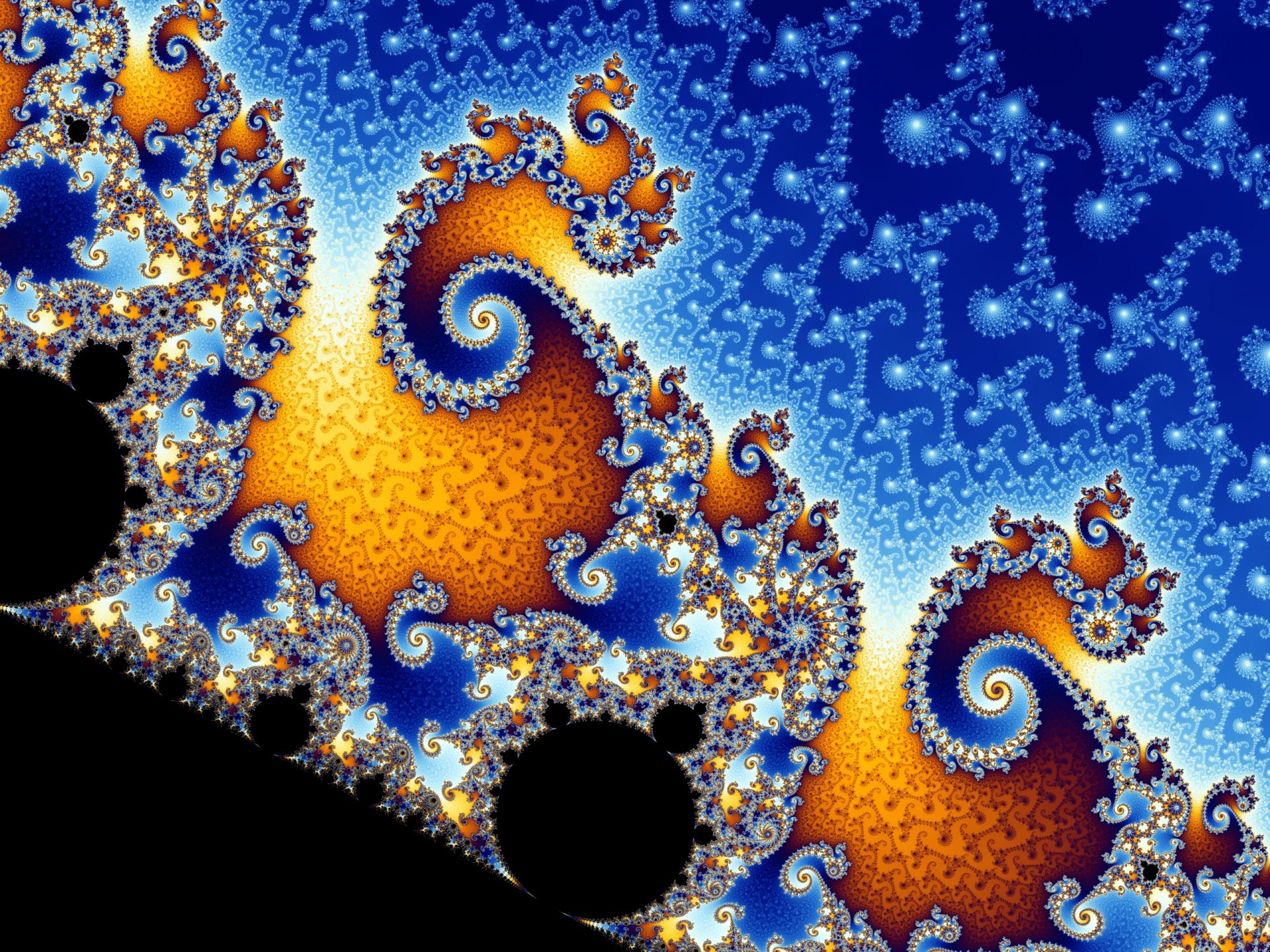 Mandelbrot Discovered Fractal Geometry Connects EVERYTHING In The Universe – How Did He Find This Pattern?