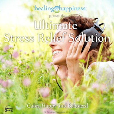 Ultimate Stress Relief Solution - Natural Stress Management